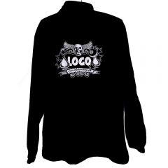 Logo Fleece Jacke